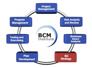 BCM Planning Methodology:Business Continuity Strategy